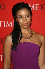 SUSAN KELECHI WATSON at Time 100 Most Influential People 2018 Gala in New York 04/24/2018