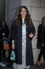 SUTTON FOSTER Arrives to Younger Season 5 Premiere in New York 04/23/2018