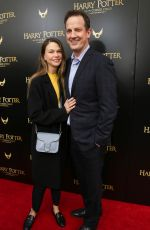 SUTTON FOSTER at Harry Potter and the Cursed Child Broadway Opening in New York 04/22/2018