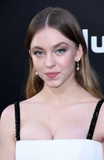 SYDNEY SWEENEY at The Handmaid's Tale Season 2 Premiere in Hollywood 04/19/2018