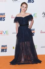 TALITHA BATEMAN at Race to Erase MS Gala 2018 in Los Angeles 04/20/2018