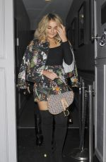 TALLIA STORM and TINA STINNES at Beaufort House in London 04/25/2018