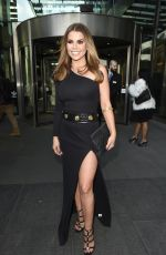 TANYA BARDSLEY at Twinkle Ball for National Autistic Society in Manchester 04/28/2018
