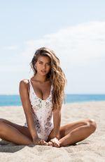 TANYA MITYUSHINA and SOFIA JAMORA for Chloe Rose Swimwear Resort Spring/Summer 2018 Lookbook