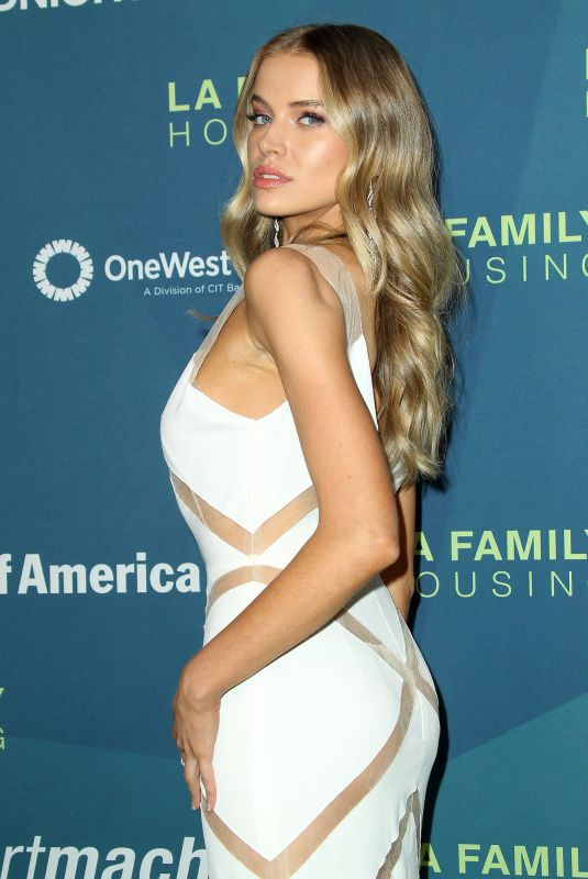TANYA MITYUSHINA at LA Family Housing Event Awards in Los Angeles 04/05/2018
