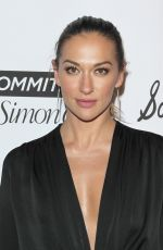 TASYA TELES at Marie Claire Fresh Faces Party in Los Angeles 04/27/2018