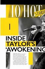 TAYLOR SWIFT in Grazia Magazine, April 2018 Issue