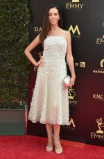 TERRI SEYMOUR at Daytime Emmy Awards 2018 in Los Angeles 04/29/2018