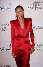 THANDIE NEWTON at Westworld Premiere at Tribeca Film Festival in New York 04/19/2018
