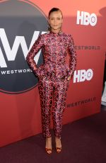 THANDIE NEWTON at Westworld Season 2 Premiere in Los Angeles 04/16/2018