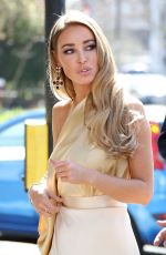 The Cast of TOWIE Filming a 20