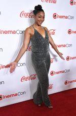 TIFFANY HADDISH at Big Screen Achievement Awards at Cinemacon in Las Vegas 04/26/2018