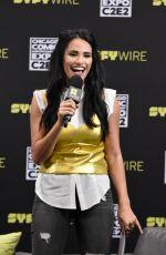 TIFFANY SMITH at Chicago Comic & Entertainment Expo 2018 04/06/2018
