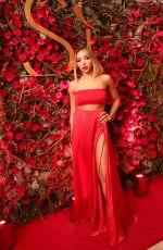 TINASHE at Giorgio Armani Si Passione Fragrance & Vogue Launch in New York 04/05/2018