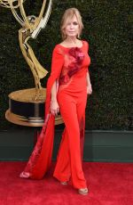 TRACEY E. BERGMAN at Daytime Emmy Awards 2018 in Los Angeles 04/29/2018