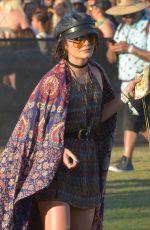 VANESSA HUDGENS at 2018 Coachella Valley Music and Arts Festival 04/22/2018