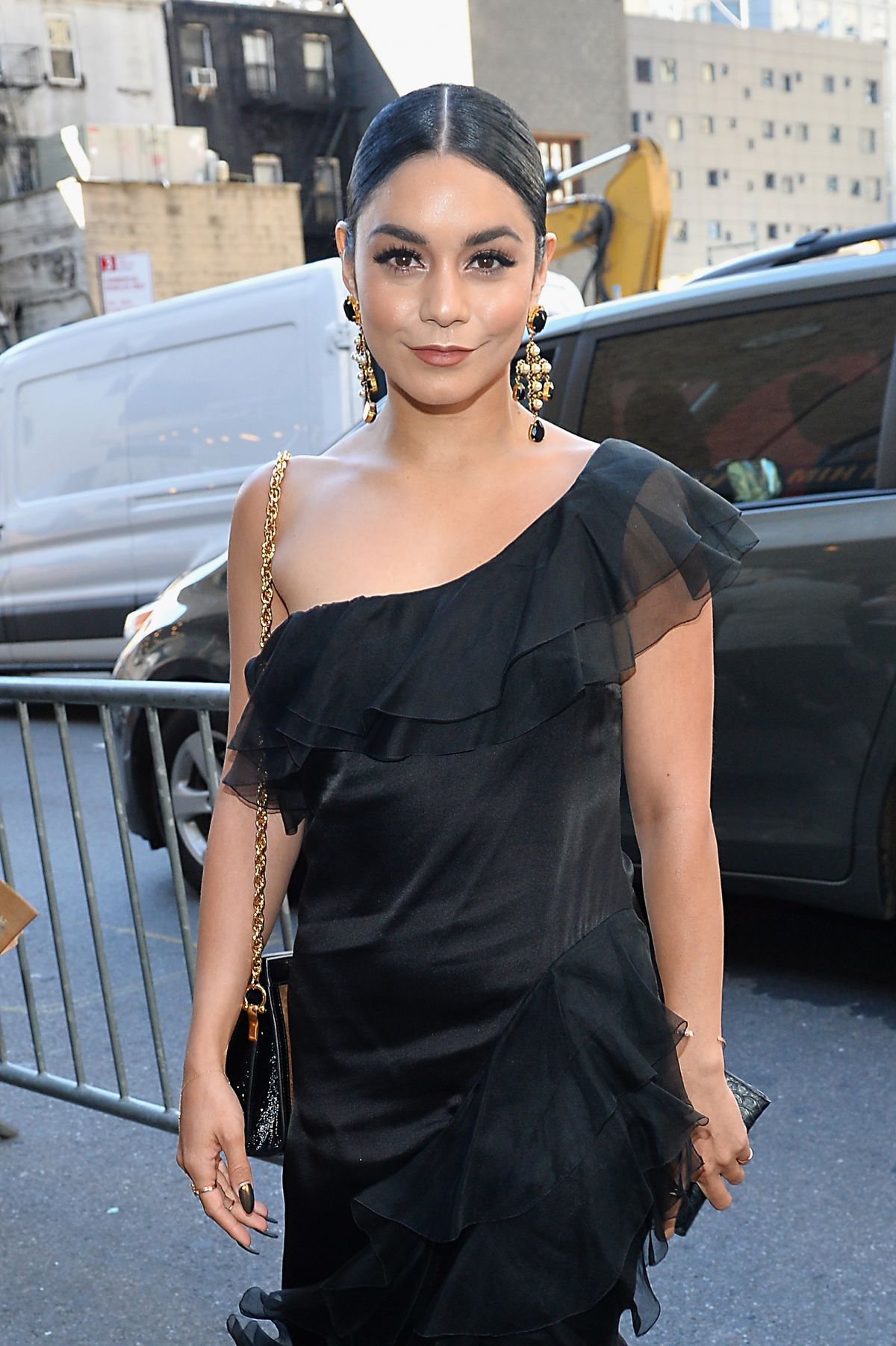 VANESSA HUDGENS at The Iceman Cometh Opening Night in New ...