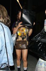 VANESSA HUDGENS Night Out in Los Angeles 04/12/2018