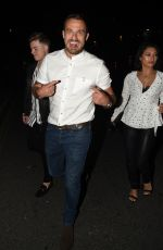 VANESSA WHITE at Jamie Lomas