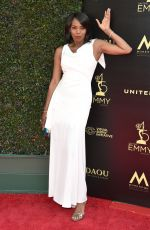 VANESSA WILLIAMS at Daytime Emmy Awards 2018 in Los Angeles 04/29/2018