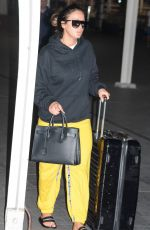 VICKY PATTISON Arrives in Australia 04/07/2018