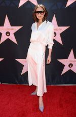 VICTORIA BECKHAM at Eva Longoria Hollywood Walk of Fame Ceremony in Los Angeles 04/16/2018