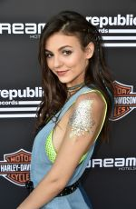 VICTORIA JUSTICE and MADISON REED at Republic Records and Dream Hotels Present The Estate 04/14/2018