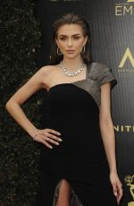 VICTORIA KONEFAL at Daytime Emmy Awards 2018 in Los Angeles 04/29/2018