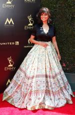 VICTORIA ROWEL at Daytime Emmy Awards 2018 in Los Angeles 04/29/2018