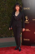 VICTORIA ROWELL at Daytime Creative Arts Emmy Awards in Los Angeles 04/27/2018