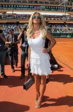 VICTORIA SILVSTEDT at Monte Carlo Rolex Masters Semi-finals 04/21/2018