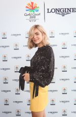 VIOLET ATKINSON at Longines Records Club Luncheon in Gold Coast 04/10/2018