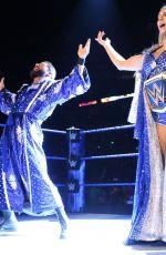 WWE - Mixed Match Challenge: Asuka & Miz vs Charlotte & Roode
