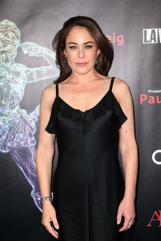 YANCY BUTLER at Artemis Women in Action Festival in Beverly Hlls 04/26/2018