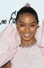 YARA SHAHIDI at Marie Claire Fresh Faces Party in Los Angeles 04/27/2018