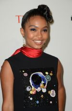 YARA SHAHIDI at Time 100 Most Influential People 2018 Gala in New York 04/24/2018