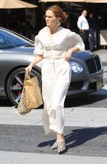 ZOEY DEUTCH Out Shopping in Beverly Hills 04/19/2018