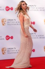 ABIGAIL ABBEY CLANCY at Bafta TV Awards in London 05/13/2018