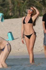 ABIGAIL ABBEY CLANCY in Bikni at Le Royal Meridien Beach Resort in Dubai 05/25/2018