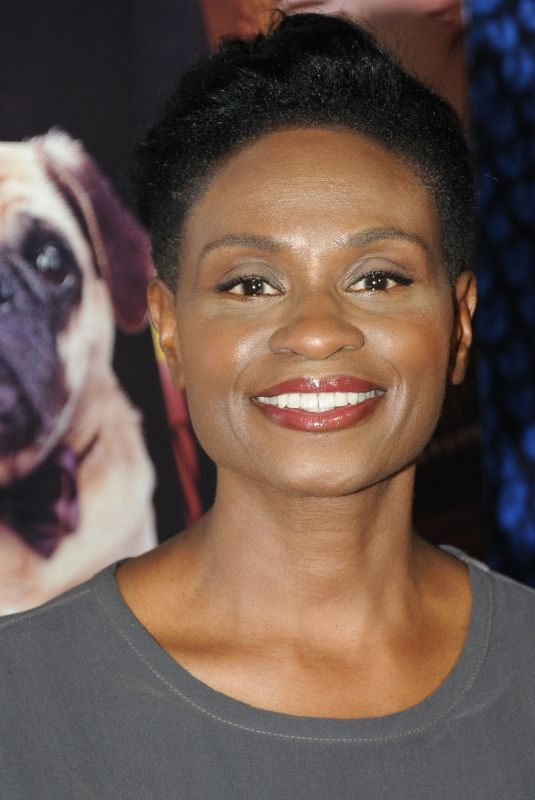 ADINA PORTER at Show Dogs Premiere in New York 05/05/2018