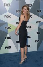 ADRIANNE PALICKI at Fox Network Upfront in New York 05/14/2018
