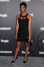 AFTON WILLIAMSON at EW & People New York Upfronts Celebration 05/14/2018