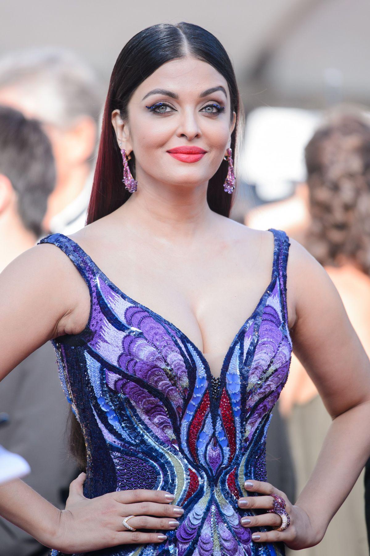 AISHWARYA RAI at Girls of the Sun Premiere at Cannes Film