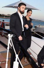 AISHWARYA RAI Out in Cannes 05/12/2018