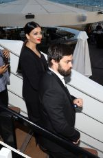 AISHWARYA RAI Out in Cannes 05/12/2018