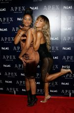 AJIONA ALEXUS at Apex Social Club + Camden Cocktail Lounge in Las Vegas 05/26/2018