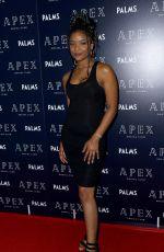 AJIONA ALEXUS at Apex Social Club Opening in Los Angeles 05/25/2018