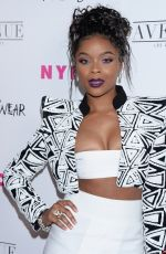 AJIONA ALEXUS at Nylon Young Hollywood Party in Hollywood 05/22/2018