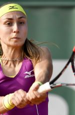 ALEKSANDRA KRUNIC at French Open Tennis Tournament in Paris 05/29/2018