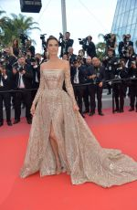 ALESSANDRA AMBROSIO at The Wild Pear Tree Premiere at Cannes Film Festival 05/18/2018